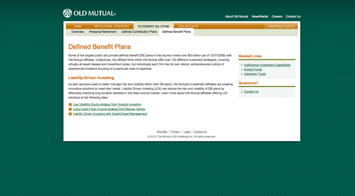 Old Mutual interior page 2