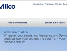 Alico screenshot