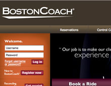 Boston Coach screenshot